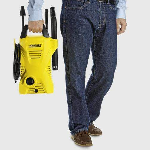 Karcher K2 Compact Electric Pressure Washer 1600 PSI | Supply Master | Accra, Ghana Tools Building Steel Engineering Hardware tool