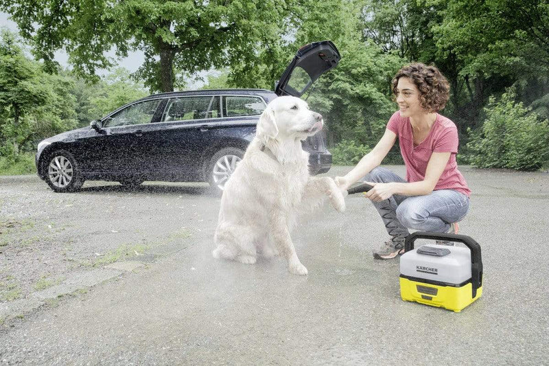 Karcher Mobile Outdoor Cleaner OC 3 + Pet Box | Supply Master | Accra, Ghana Tools Building Steel Engineering Hardware tool