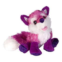 Colorful Fox Stuffed Animal - 12""