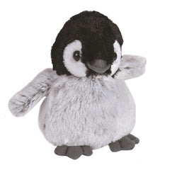 Penguin Stuffed Animal - 8""