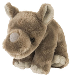 Baby Rhino Stuffed Animal - 8
