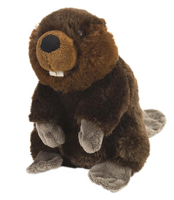 Beaver Stuffed Animal - 8