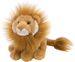 Lion Stuffed Animal - 8""