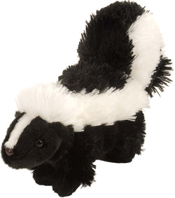 Skunk Stuffed Animal - 8""