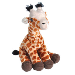 Baby Giraffe Stuffed Animal - 12""