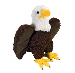 Bald Eagle Stuffed Animal - 12""