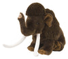 Wooly Mammoth Stuffed Animal - 12""