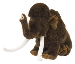 Wooly Mammoth Stuffed Animal - 12