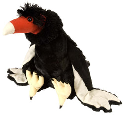Turkey Vulture Stuffed Animal - 12""