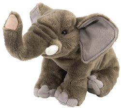 Elephant Stuffed Animal - 12""