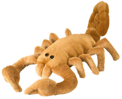 Scorpion Stuffed Animal - 12""