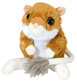 Kangaroo Rat Stuffed Animal - 8""