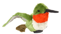 Hummingbird Stuffed Animal - 8""