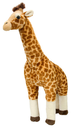 Standing Giraffe Stuffed Animal - 25""