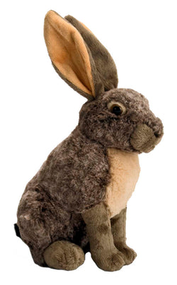 Hare Stuffed Animal - 12""