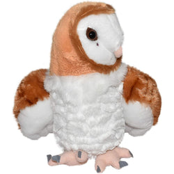 Barn Owl Stuffed Animal - 12""