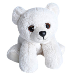 Polar Bear Stuffed Animal - 7