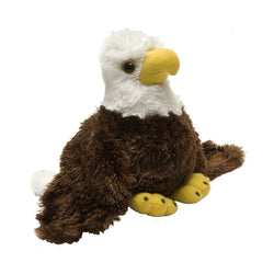 Bald Eagle Stuffed Animal - 7""