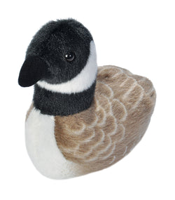 Audubon II Canada Goose Stuffed Animal with Sound - 5""
