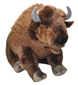 Bison Stuffed Animal - 30