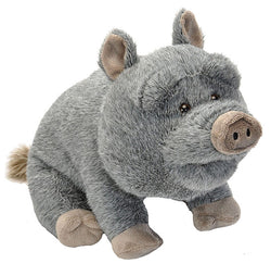 Potbelly Pig Stuffed Animal - 12""