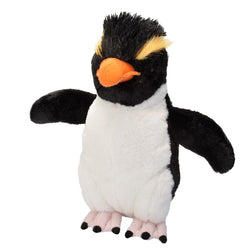 Rockhopper Penguin Stuffed Animal - 12