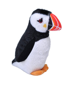 Audubon II Atlantic Puffin Stuffed Animal  - 5