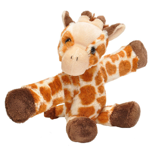 Huggers Giraffe Stuffed Animal 8 Wild Republic