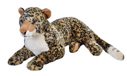 African Leopard Stuffed Animal - 30""
