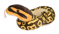 Ball Python Snake Stuffed Animal - 54""