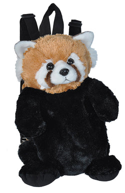 Red Panda Backpack - 14""