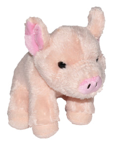 Pig Stuffed Animal - 5