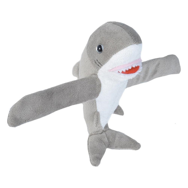 Huggers Great White Shark Stuffed Animal 8 Wild Republic