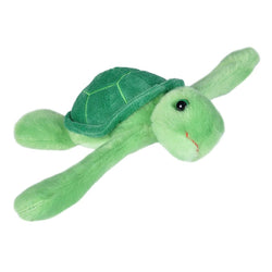 Huggers Sea Turtle Stuffed Animal - 8""
