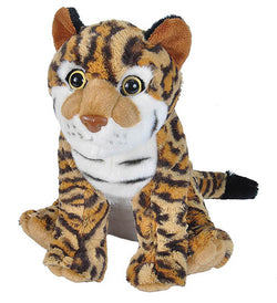 Ocelot Stuffed Animal - 12""