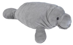 Manatee Stuffed Animal - 15""