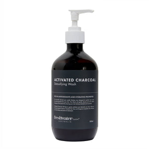 Activated Charcoal Castile Wash