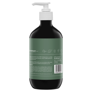 Hemp Seed Oil Hydrating Castile Hand Wash Amber 500ml