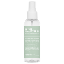 Load image into Gallery viewer, tea tree and eucalyptus sanitising spray 125ml