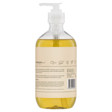 Load image into Gallery viewer, Mandarin + Cedarwood Oil Revitalising Castile Hand Wash 500ml