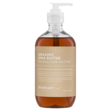 Load image into Gallery viewer, Organic Shea Butter Nourishing Castile Hand Wash Clear 500ml