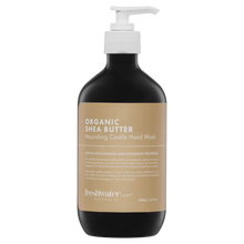 Load image into Gallery viewer, Organic Shea Butter Nourishing Castile Hand Wash 500ml
