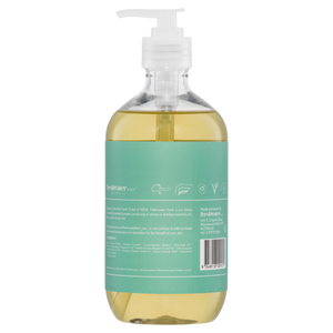 Peppermint Oil Energising Castile Hand Wash 500ml