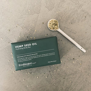 Hemp Seed Oil Hydrating Body Bar 200g