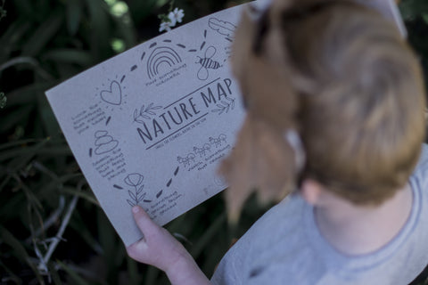 The Little Potion Co Magical Discovery Nature Map