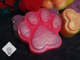 Paw and Bone Squishies