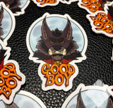 """Good Boy"" Sticker"