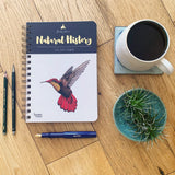 Natural History Diary Planner / Calendar 2020