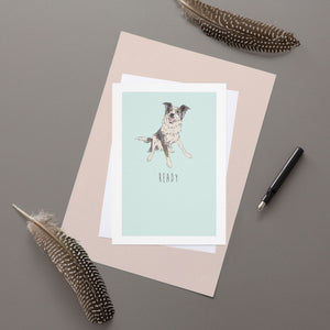 Ready - Greeting Card