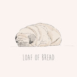 Loaf of Bread – Pug